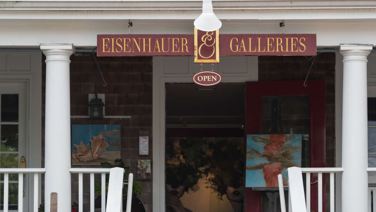 Eisenhauer Galleries shop
