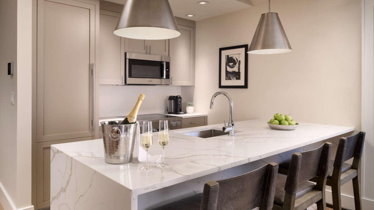 Beautiful modern updated kitchen
