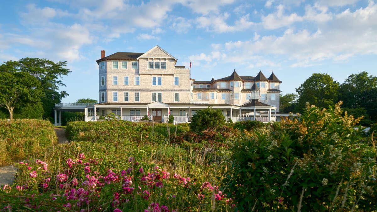 Harbor View Hotel Summer